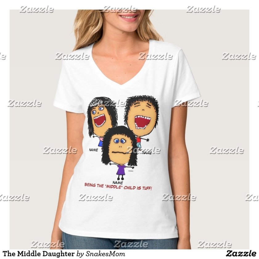 The Middle Daughter T-Shirt