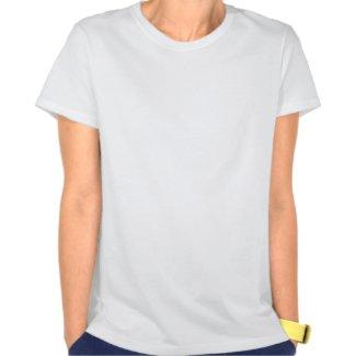 The More I Like My Dog T-shirts