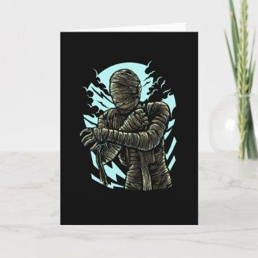 The Mummy Card
