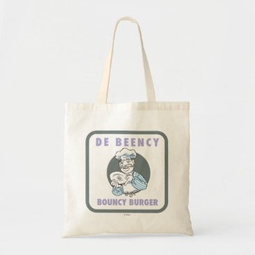 The Muppets | De Beency Bouncy Burger Logo Tote Bag