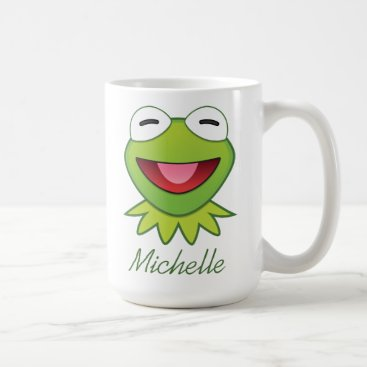 The Muppets| Kermit The Frog Emoji Coffee Mug
