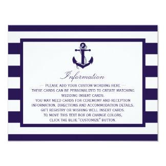 Nautical Wedding Fair