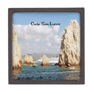 The point at Cabo San Lucas Premium Keepsake Box