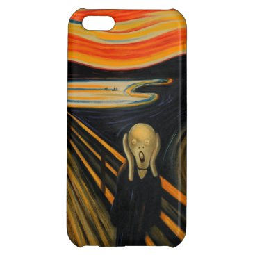 The Scream iPhone 5C Cover
