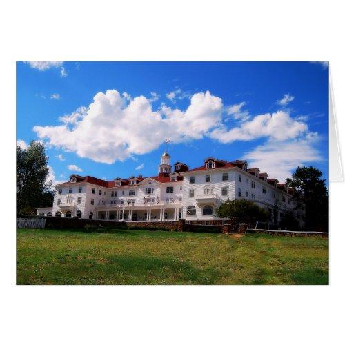 The Stanley Hotel, Estes Park, Colorado