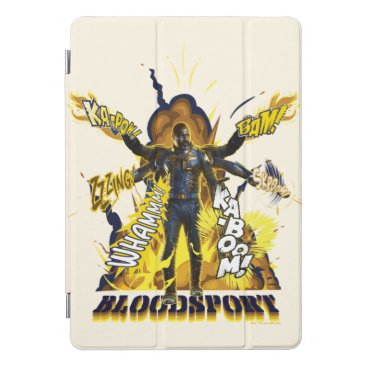 The Suicide Squad | Bloodsport Action Graphic iPad Pro Cover