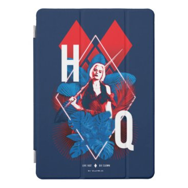 The Suicide Squad | Harley Quinn Fern & Diamonds iPad Pro Cover