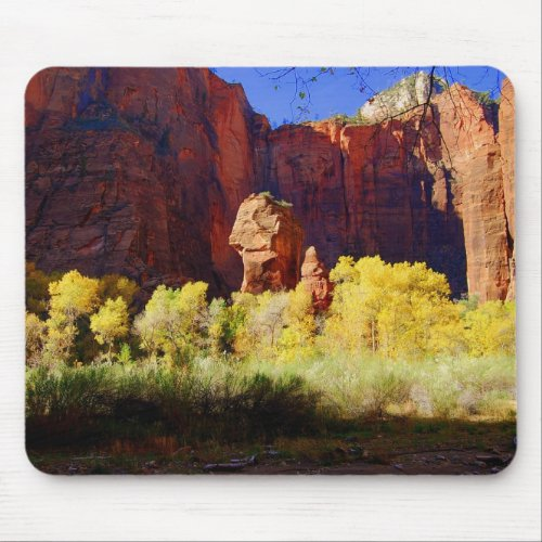 The Temple of Sinawava, Zion, Mousepad