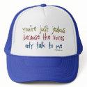 The Voices Mesh Hat