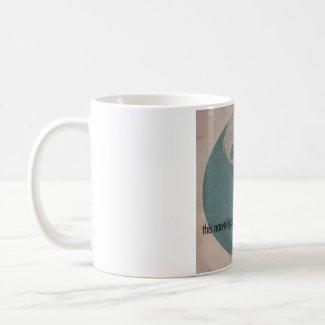 This Non-Religious Life Mug mug