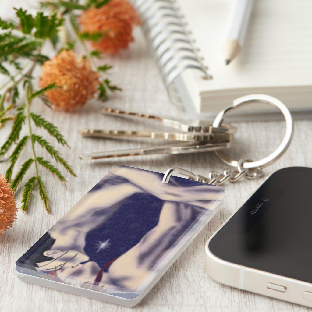This Wish I Wish Tonight keychain