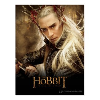 Thranduil Character Poster 1 Postcards
