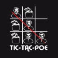 Tic Tac Toe Geeks T-Shirts & Gifts - Tic Tac Poe