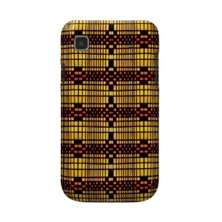 Tiger Skin Geometrix Android Case by CricketDiane casematecase