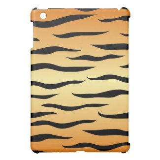 Tiger stripes - iPad case