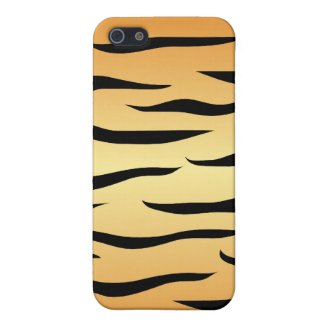 Tiger stripes - iPhone case iPhone 5 Case