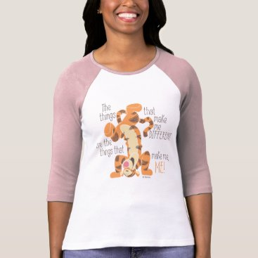Tigger | Make Me, Me Quote T-Shirt