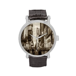 Times Square, New York City Photo Watch