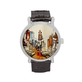 Times Square Watch