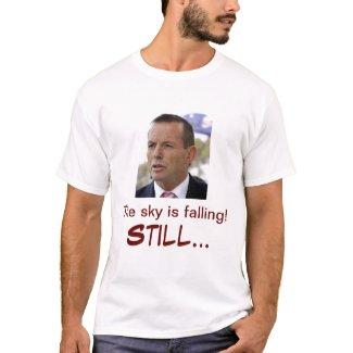 Tony's Abbott's message