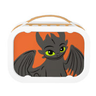 Toothless Illustration 02 Lunchbox