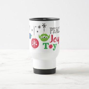 Toy Story | Peace Joy Toy Travel Mug