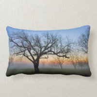 Tree of Life Lumbar Pillow