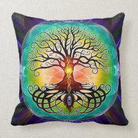 Tree of Life Pillow