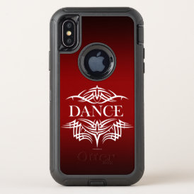 Tribal Dance OtterBox Defender iPhone X Case