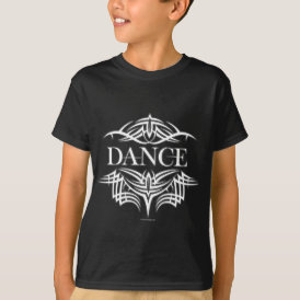 Tribal Dance (shaded) T-Shirt