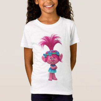 Trolls | Poppy - Queen of the Trolls T-Shirt