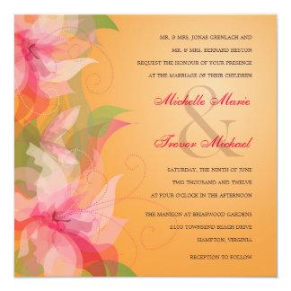 Fuschia Wedding Invitations