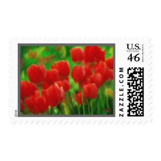 Tulups Postage zazzle_stamp