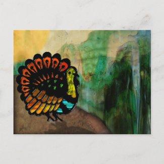 Turkey Canyon (postcard) postcard