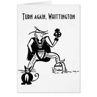 Turn Again, Whittington Cards