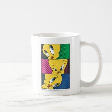 Tweety Comic Panels Coffee Mug
