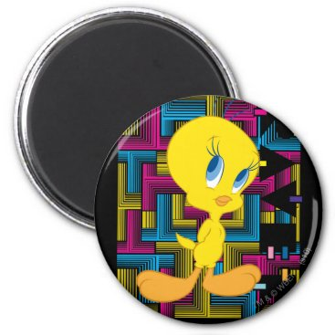 Tweety Electronic Color Magnet
