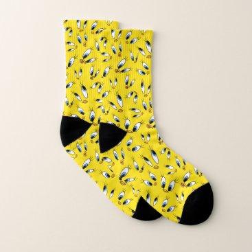 TWEETY™ Face Pattern Socks