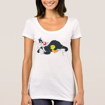 Tweety In Action Pose 14 T-Shirt