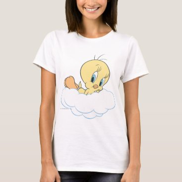 Tweety In The Clouds Pose 3 T-Shirt