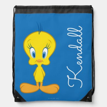 TWEETY™ | Innocent Little Bird Drawstring Bag