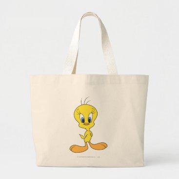 Tweety Proud Large Tote Bag