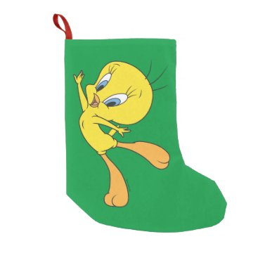 Tweety See Me Fly Small Christmas Stocking