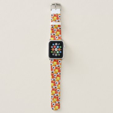 Tweety With Daisies Apple Watch Band