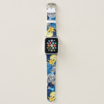Tweety With Roses Apple Watch Band