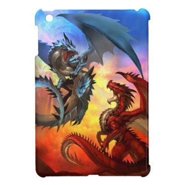 two dragon iPad mini case