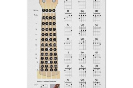 Ukulele Paint Designs Ukulele Chords Electronic Wallpaper