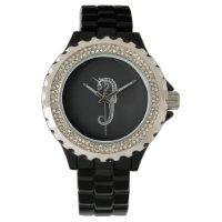 unicorn seahorse watch