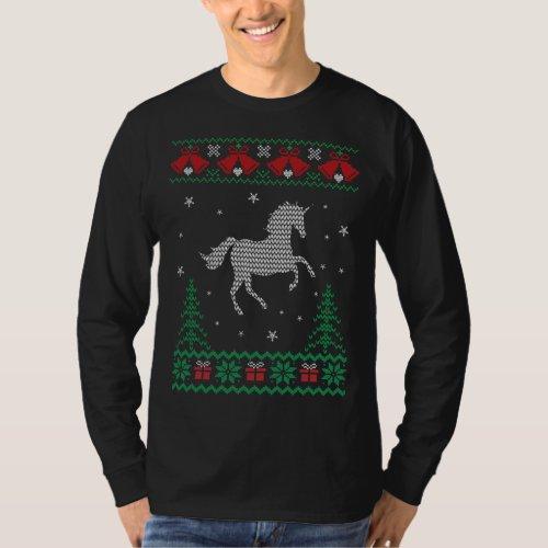 Unicorn Ugly Christmas Sweater