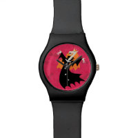 Unicorn Vampire Wristwatch